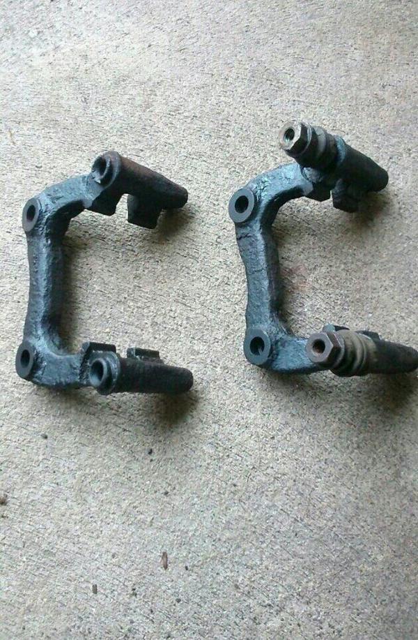 Bremssattelhalter VW