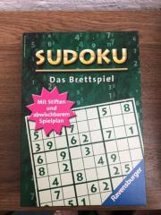 Brettspiel Sudoku