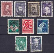 Briefmarken Österreich Jahrgang