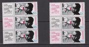 Briefmarken Zusammendruck DDR