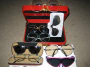 Brillen Lesebrillen Sonnenbrillen divers kultig