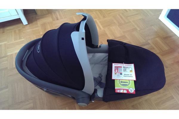 britax r mer autositz baby safe sleeper neu kindersitz. Black Bedroom Furniture Sets. Home Design Ideas