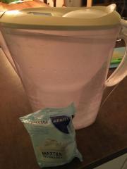 Britta Wasserfilter mit