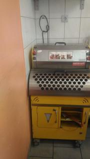 Brotschneidemaschine für Bäckerei
