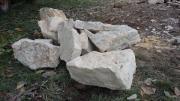 Bruchsteine Natursteine Trockenmauer Findlinge