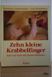BUCH Kassette 10 kleine Krabbelfinger