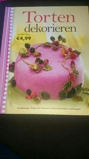 Buch Torten dekorieren