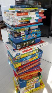 Bücher & Lieblingsspiele