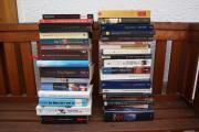 Büchersammlung,riesige Sammlung,