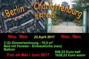 Charlottenburg - Sehr zentrale