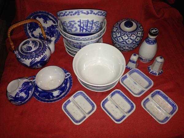 Chinesisches Geschirr Kaufen : chinesisches geschirr in heppenheim geschirr und besteck ~ Michelbontemps.com Haus und Dekorationen