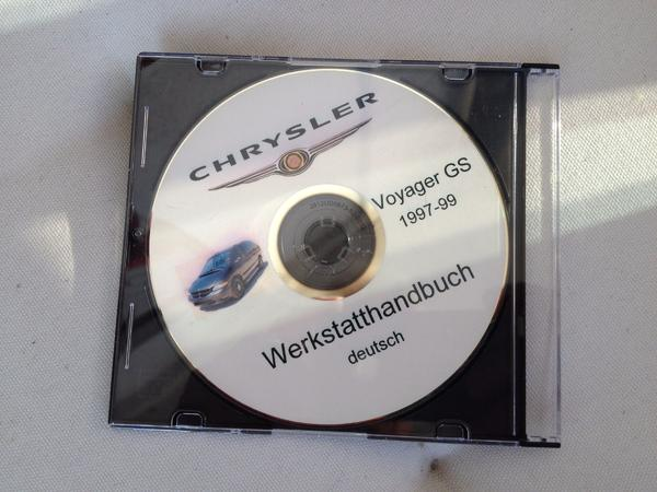 Chrysler Grand Voyager GS 1997-99