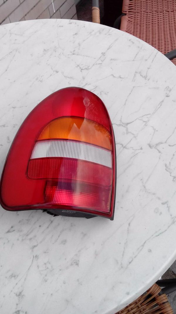 Chrysler Voyager Heckleuchten Scheinwerfer Baujahr