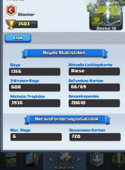 Clash Royal lvl