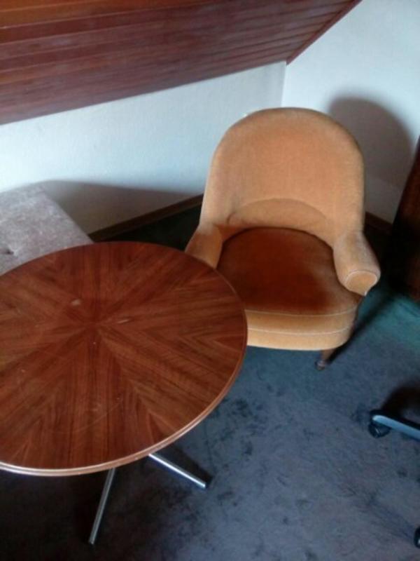 sessel tisch gebraucht kaufen nur 4 st bis 70 g nstiger. Black Bedroom Furniture Sets. Home Design Ideas