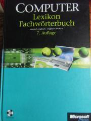 Computer-Lexikon Fachwörterbuch
