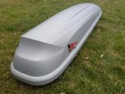 Dachbox, lang aerodynamisch