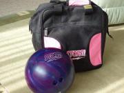 Damen Bowlingkugel mit