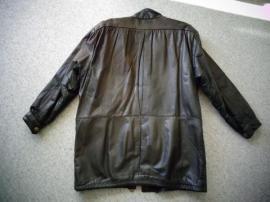 Damenbekleidung - Damenbekleidung Lederjacke Jacke Parka Gr