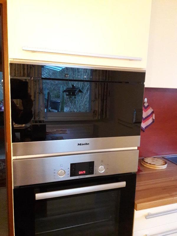 dampfgarer miele dg 6030 in klaus k chenherde grill mikrowelle kaufen und verkaufen ber. Black Bedroom Furniture Sets. Home Design Ideas