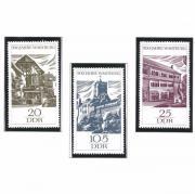 DDR-Briefmarken Wartburg-