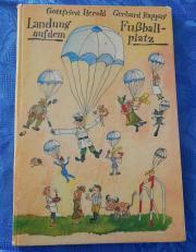 DDR - Buch Landung auf dem