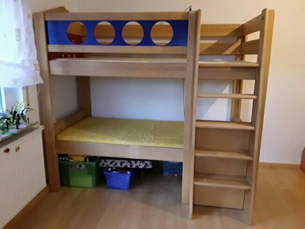 De Breuyn de breuyn vollholzstockbett in remseck kinder jugendzimmer kaufen
