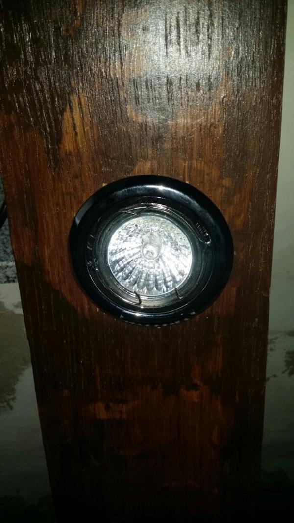Deckenlampe rustikal fassdaube in freimersheim lampen kaufen und verkaufen ber private - Deckenlampe rustikal ...