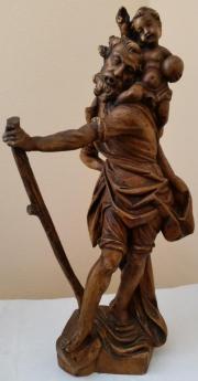 Der heilige Cristophorus Nothelfer Märtyrer