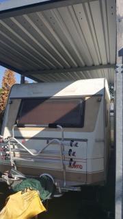 Dethleffs Wohnwagen Nomad