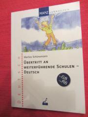 Deutschbuch Übung Übertritt an weiterführende