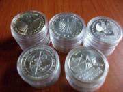 Deutschland 20-EURO-Gedenkmünzen