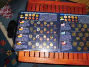 Deutschland 2002 und Euro Münzentwürfe