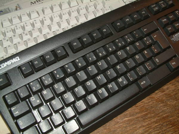 DIN u PS2 Tastaturen