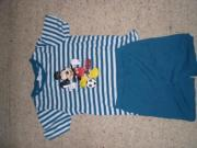 Disney kurzer Schlafanzug