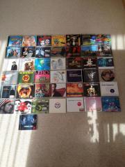 Diverse CDs 43 Stück