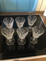 Diverse Gläser