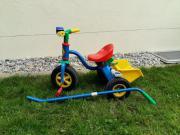 Dreirad mit Lenkerstange günstig abzugeben