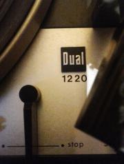 Dual Plattenspieler .P