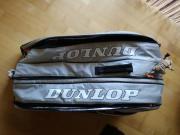 Dunlop Squashbag Rackettasche Schlägertasche Rucksack