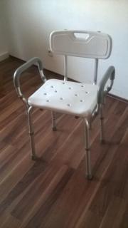 Dusch-Stuhl rutschsicher