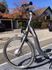 E-Bike von