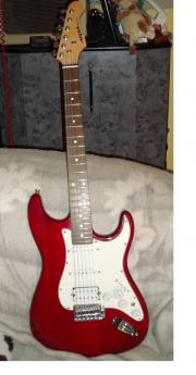 E-Gitarre Vintage