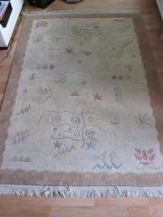 Echter handgeknüpfter Orient-Teppich