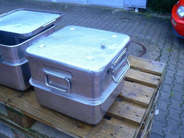 edelstahlbehälter mit deckel ( küche usw.) in tiefenbronn ... - Gastronomie Küche Kaufen