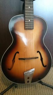 Egmond Gitarre Bluesgitarre
