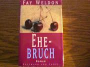 EHE-BRUCH Fay Weldon gebundene Ausgabe