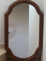 eiche Spiegel neuwertig