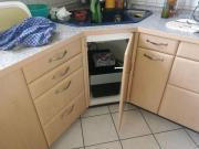 Einbauküche guter Zustand