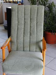 Einzelner Sessel